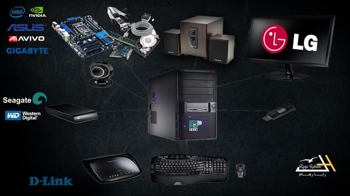 لوازم جانبی کامپیوتر در تبریز