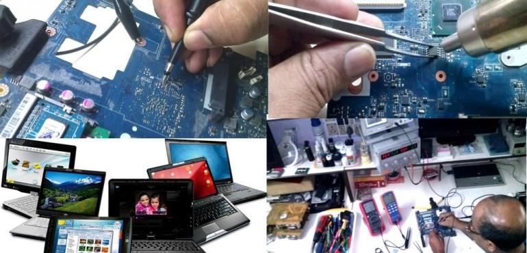 تعمیر انواع تبلت و لپ تاپ تعمیر مودم
