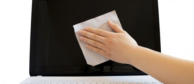 تعویض صفحه نمایش لپ تاپ