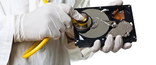 دلایل خرابی هد هارد دیسک
