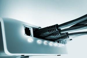 راه اندازی و تنظیم شبکه