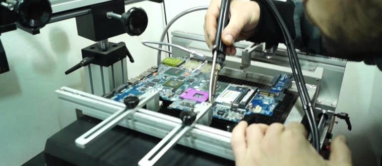 تعمیر قطعات کامپیوتر درتبریز