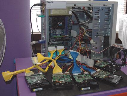 ریکاوری با PC3000