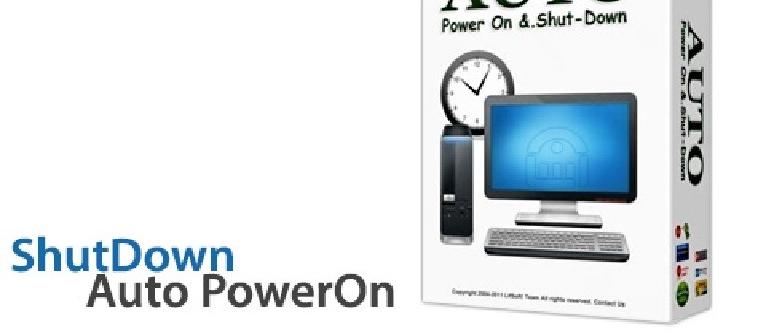 Auto PowerOn & ShutDown