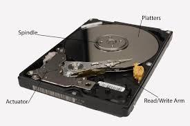 قطعات هارد دیسک