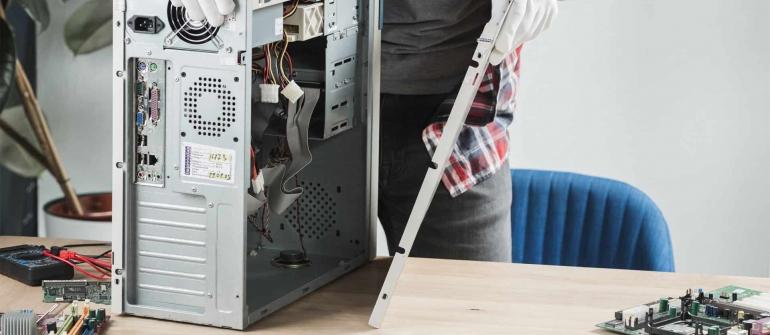 تعمیر کامپیوتر تبریز